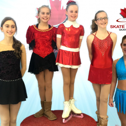 Port Perry Skating Club banner
